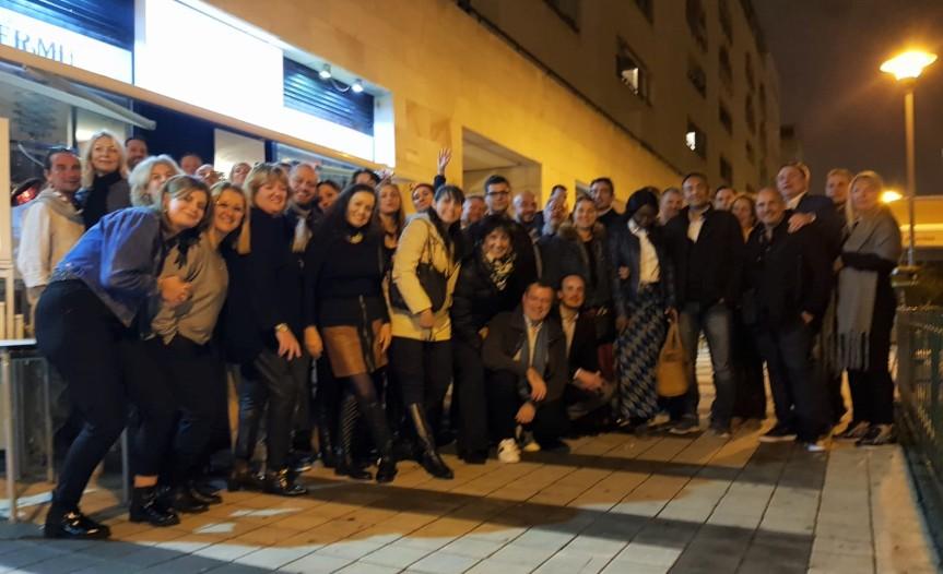 Networking de novembre 2018  Restaurant Tabanco –Málaga